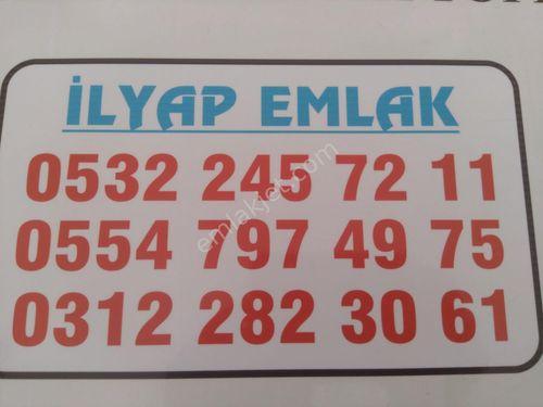 İLYAP'TAN YAPRACIK TOKİDE MOBİLYALI 2+1