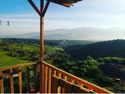 Sahibinden Satılık ova ve vadi manzaralı köy evi