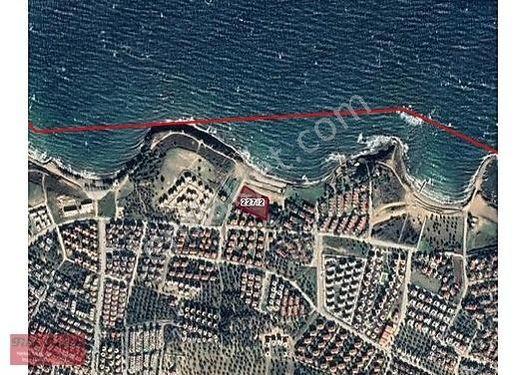 Denize Sıfır Günübirlik Tesis Ruhsat Alınabilecek Fırsat Arsa