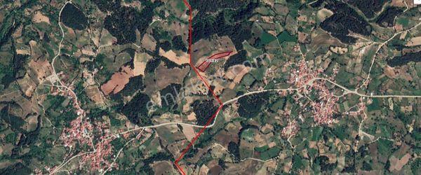 EXPERT'TEN BÜYÜKDELİLLER'DE YOLA CEPHE SATILIK 6640 M² TARLA