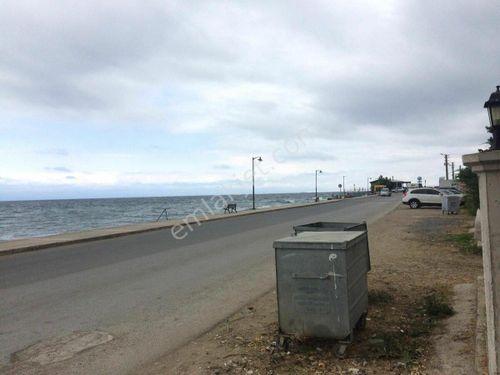 Yalova Çınarcık Denize Sıfır Doğa Manzaralı Düz Ayak 1 Kat