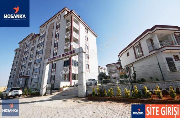 Mosanka'dan Körkün'de Site İçi Garajlı 3+1 200 m2 Lüks Villa