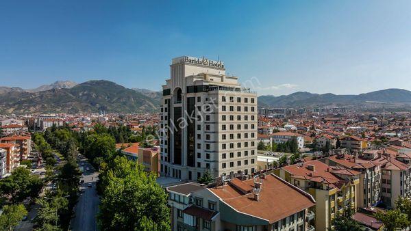 Isparta'nın Tek 5 Yıldızlı Satılık Oteli (25.000m²)(8 yıllık)