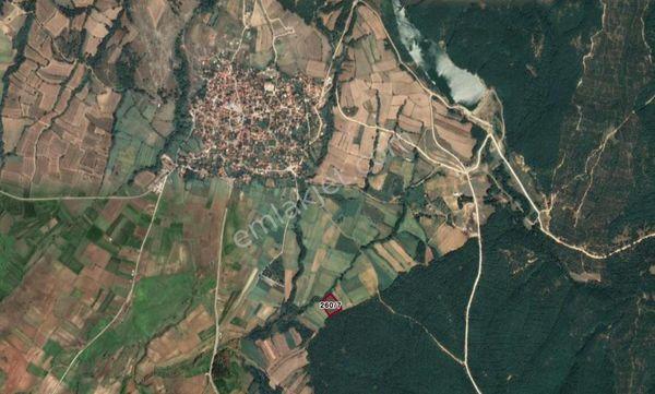 KIRKLARELİ VİZE SERGEN ORMAN CEPHE SU VE RESMİ YOLU OLAN 7300 m2