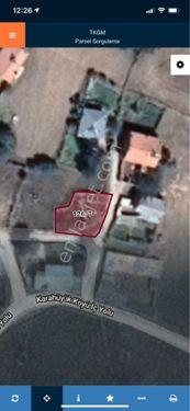 Akören Karahüyük te 413m2 Köy İçi Arsa