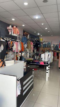 Amasya merkezde acil satılık bayan giyim maazası