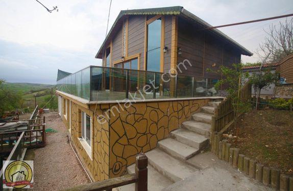 Sevindikli/Çıraklı Köy İçinde Müstakil İki Katlı Villa ve Arazi