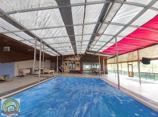 Sevindikli Merkeze Çok Yakın Havuzlu, Manzaralı Fourplex Villa