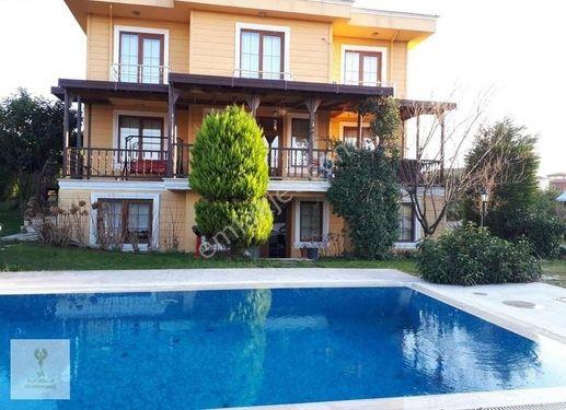 Satılık Villa Tepekent Kelepir 6+2 Ultra Lüks Havuzlu