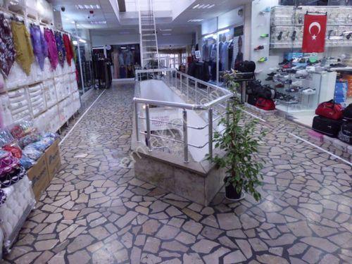 İşçanlar Çarşısında Kiralık Dükkan P.n.8429