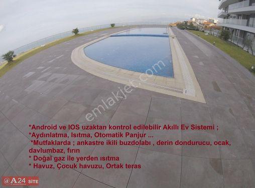 Narlıderede Satılık Daire Lüx Havuz Güvenlik K.Otopark Panoramik
