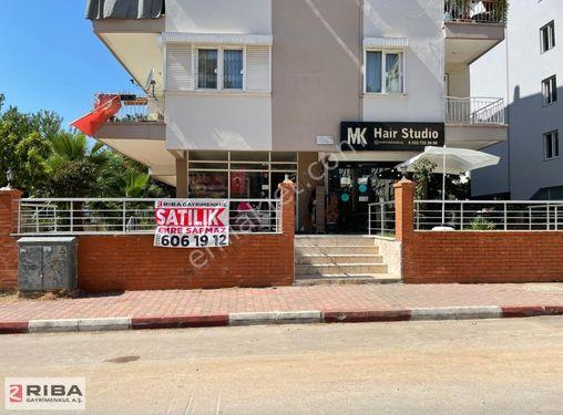 Riba'dan Şirinyalı'da 2 Katlı, 72m² Satılık Dükkan