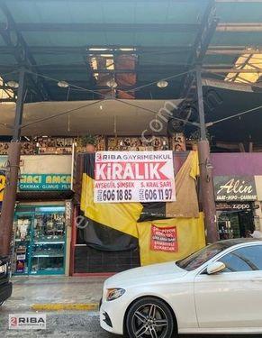 Antalya'nın İkonik Noktası Dönerciler Çarşısı'nda Kiralık Dükkan