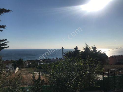Güzelcede Satılık Muhteşem Deniz Manzaralı Bakımlı Eşyalı Villa