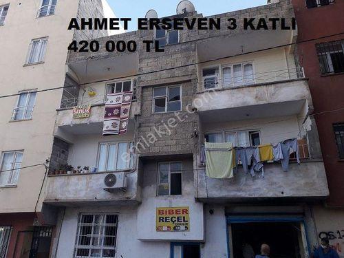 AHMET ERSEVEN 3 KATLI BİNA 420 000 TL