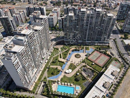 Karşıyaka Mavişehir Park Yaşam Satılık Büyük Tip 3,5+1 Daire