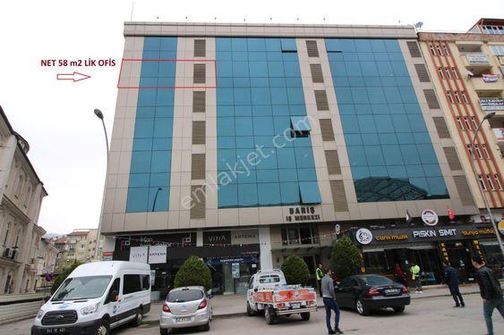 Eskidji'den Adliye yanı Barış İş Merkezinde Güvenlikli Köşe Ofis