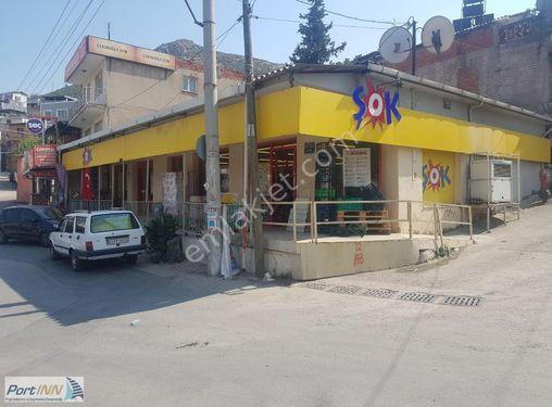 Bornova Altındağ da Satılık Kurumsal Kiracılı Dükkan