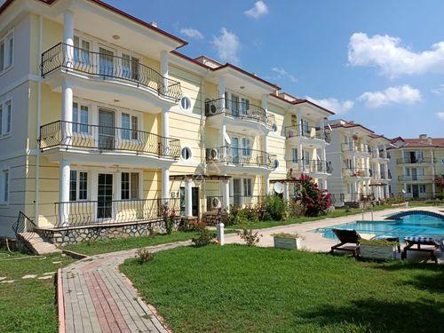 Dalaman Altıntas Mahallesinde Satılık Havuzlu Daire