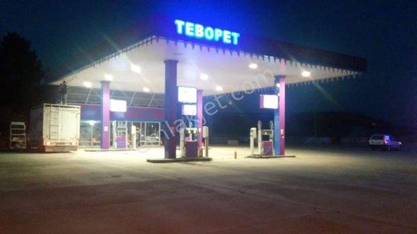 Kastamonu Tosya D-100 Üzerinde Satılık Benzin İstasyonu