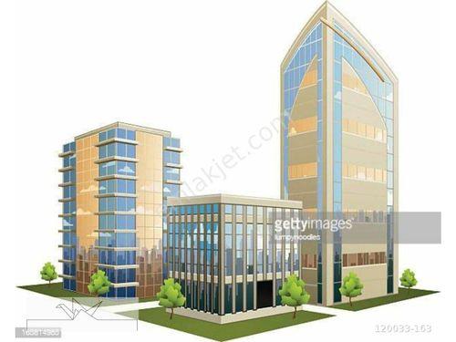 Lara Güzeloba'da Komple Satılık Plaza