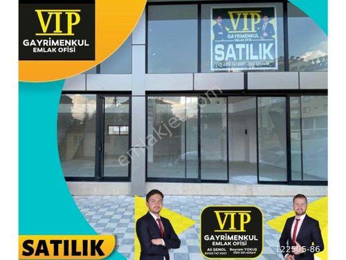 VIP GAYRİMENKULDEN ŞEHRİN MERKEZİNDE SIFIR DÜKKAN