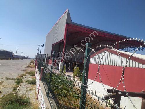 Mardin Kızıltepe Hububat Merkezine Ait Depo 5000 m2 Satılık Alan