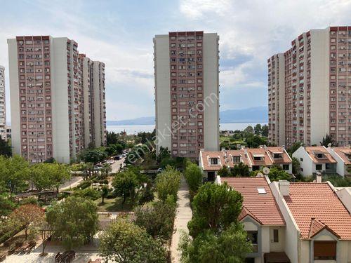 MAVİŞEHİR 1.etap - Pamukkale Bloklar'da kiralık ön köşe 3+1