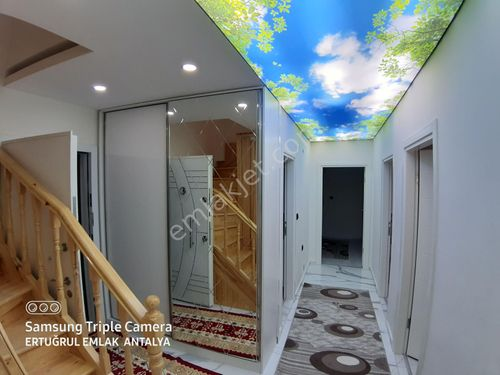 6+1 250m2 satılık katta asansörlü sıfır dublex sauna ve hamamlı